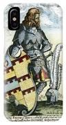 Tamerlane (1336?-1405) IPhone Case