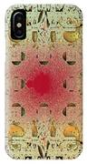 Tapestry Mandelbrot IPhone Case