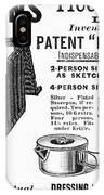 Tea Service, 1898 IPhone Case