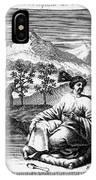 Tea: Treatise, 1687 IPhone Case