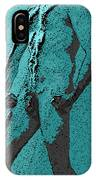 Teal Appeal IPhone Case