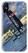 Team Oracle On The Bay IPhone Case