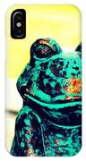 Tell Me About Yourself IPhone Case
