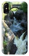 Temperance River 3 IPhone Case
