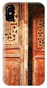 Temple Door IPhone Case