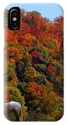 Tennessee Fall IPhone Case
