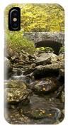 Tennessee Stone Bridge 6062 IPhone Case