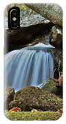 Tennessee Waterfall 5962 IPhone Case