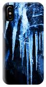 Tentacles Of Ice IPhone Case