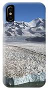 Terminal Moraine Of Nordenskjold IPhone Case