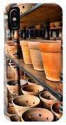 Terracotta Ranks IPhone Case
