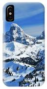 Teton Winter IPhone Case