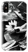 Texas Lily Pond IPhone Case
