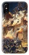 Texas: The Alamo, 1836 IPhone Case