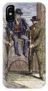 Thaddeus Stevens, 1868 IPhone Case