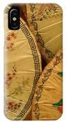 Thai Umbrellas 2 IPhone Case