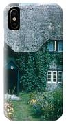 Thatched Roof, England IPhone Case