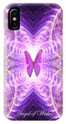 The Angel Of Wishes IPhone Case