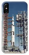 The Apollo 8 Space Vehicle IPhone Case