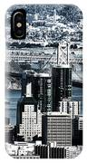 The Bay Bridge IPhone Case
