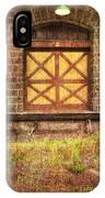 The Bay Door  IPhone Case