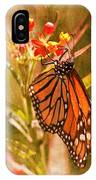 The Beauty Of A Butterfly IPhone Case