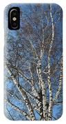 The Birch IPhone Case