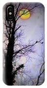 The Black Crows IPhone Case