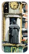 The Black Friar Pub In London IPhone Case