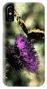The Butterfly I IPhone Case