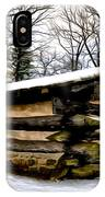 The Cabin In The Woods IPhone Case
