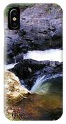The Chutes At Union Village IPhone Case