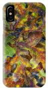 The Colors Of Autumn  IPhone Case