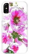 10989 The Colour Of Summer IPhone Case