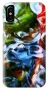 The Coloured Eddies IPhone Case