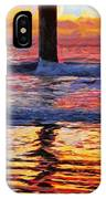The Colours Of Dawn  IPhone Case