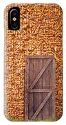 The Corn Crib IPhone Case
