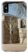 The Courtyard IPhone Case