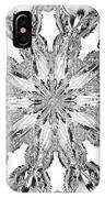 The Crystal Snow Flake IPhone Case