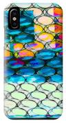 The Door At Galisteo IPhone Case