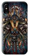 The Evils Rule This World IPhone Case