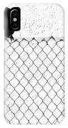 The Fence That Follows IPhone Case