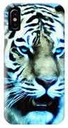 The Fierce Tiger IPhone Case
