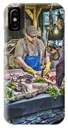The Fish Monger IPhone Case