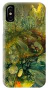 The Flavor Of Autumn IPhone Case