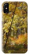 The Forest Beckons IPhone Case