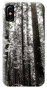 The Forest Through The Trees IPhone Case