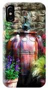 The Garden Cistern IPhone Case