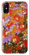 The Garden IPhone Case