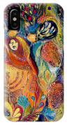 The Grapes Of Holy Land. The Original Can Be Purchased Directly From Www.elenakotliarker.com IPhone Case